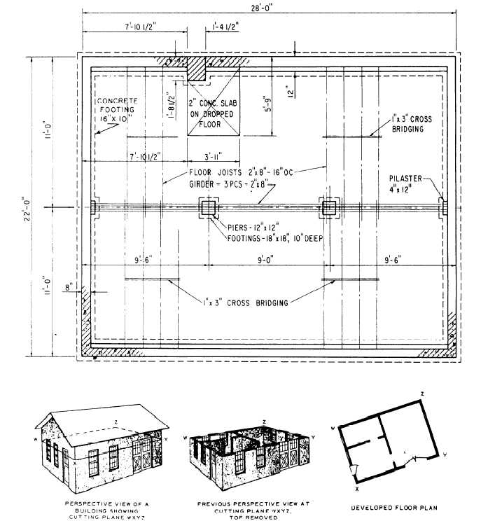 Figure 7 9 Foundation Plan